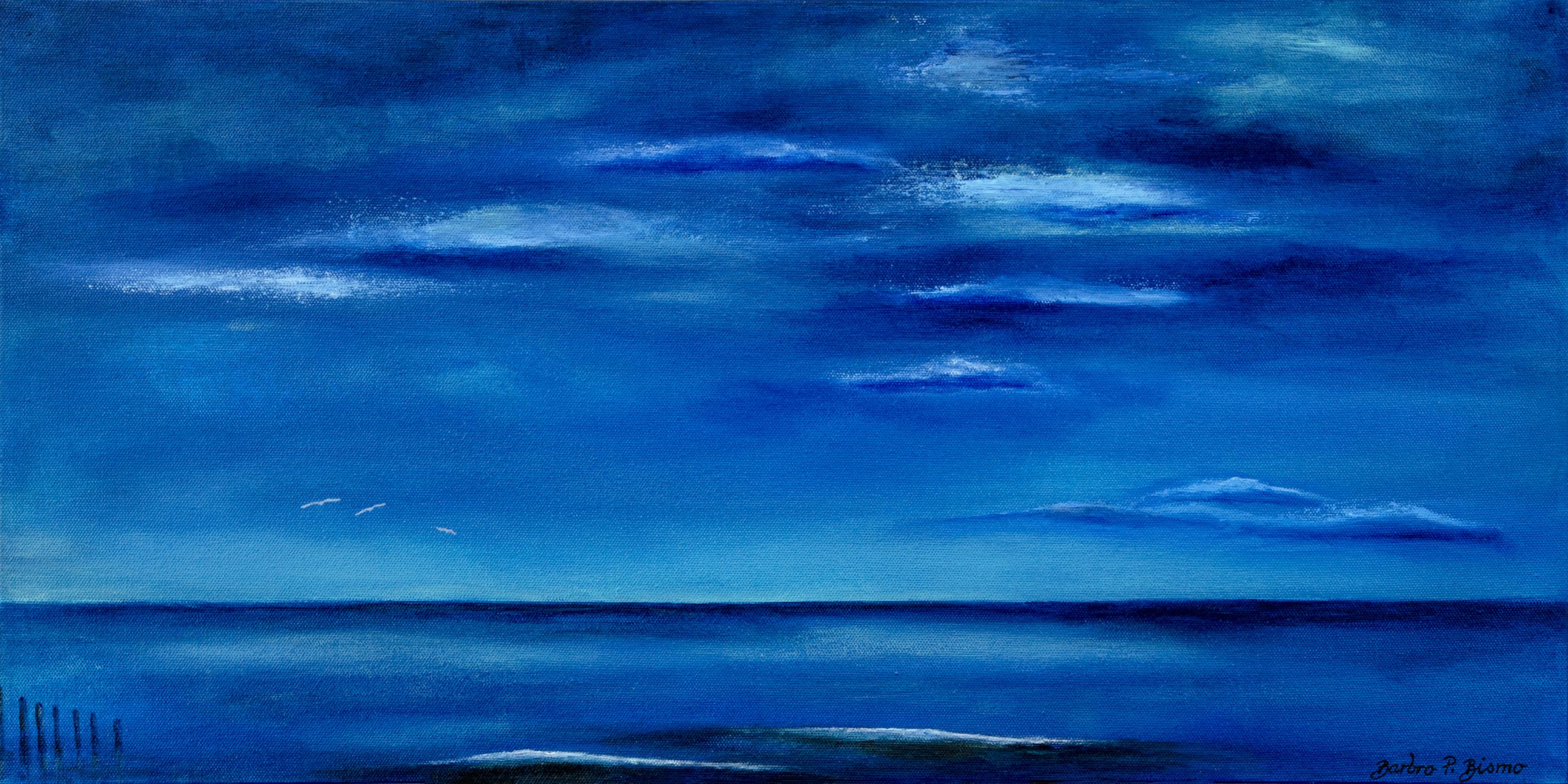 Der himmel og hav møtes